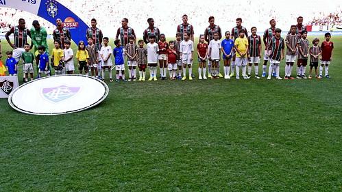 Fluminense x Corinthians 15/09/2019