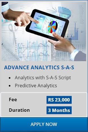 Data Science Analytics Training in Delhi