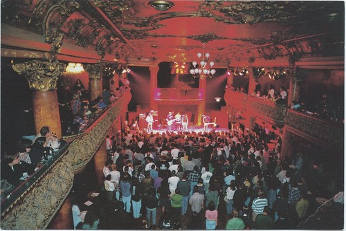 Postcards The Great American Music Hall San Francisco 1