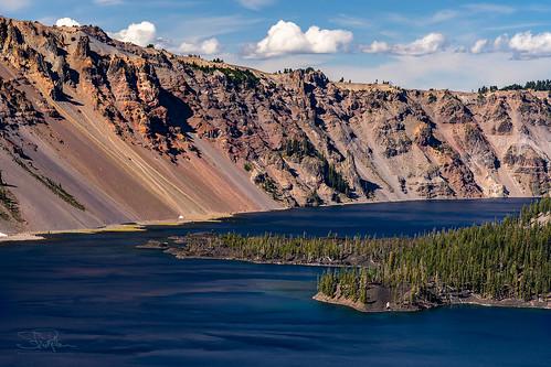 Caldera Rim of Crater Lake