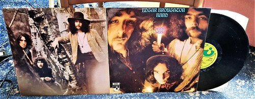 The Edgar Broughton Band...