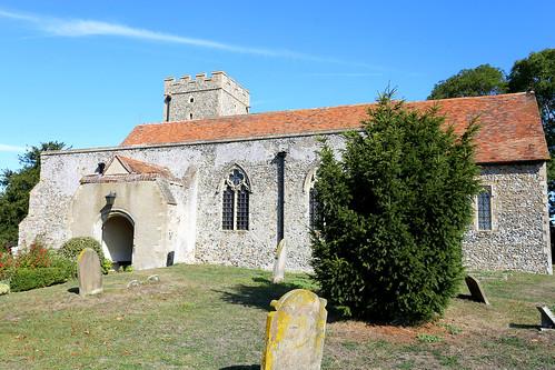 All Saints, Graveney, Kent