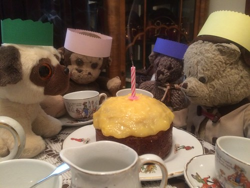 Happy Birthday Paddington 3.