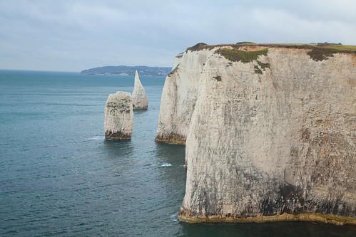 Old Harry Rocks (Handfast Point, STUDLAND)