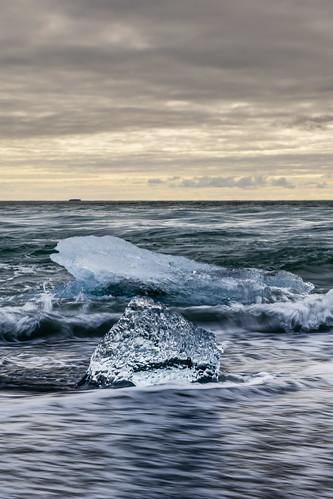 大冰小冰落沙灘(DSC_1960)