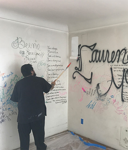 fast graffiti removal los angeles
