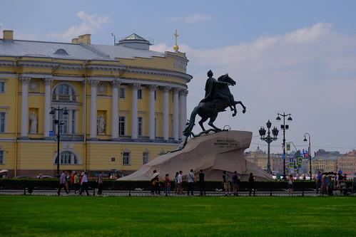XE3F8818 - El Jinete de Bronce (San Petersburgo) - The Bronze Horseman (Saint Petersburg) - Медный всадник (Санкт-Петербург)