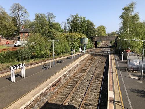 32. End - Train Station, Lisburn