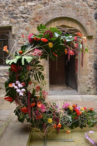 Leeds Castle Festival of Flowers 2019