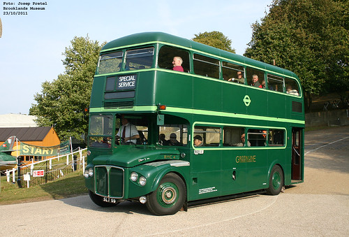 London Transport RMC4 - SLT59