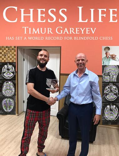 Netflix Blindfold King Chess Player Grandmaster Timur Gareyev and  Stan Lee's Superhuman Mind Force Documentary on Netflix