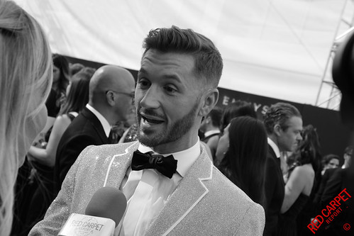 Travis Wall at the 71st Annual Creative Arts Emmys - DSC_0146