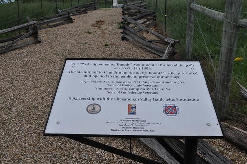 0514 Post – Appomattox Tragedy Monument Img_23381
