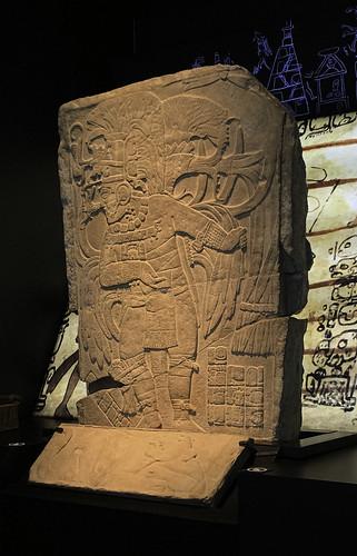 Stela of Dancing King