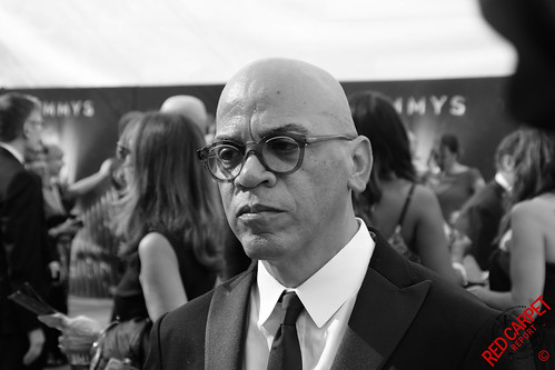 Rickey Minor at the 71st Annual Creative Arts Emmys - DSC_0151