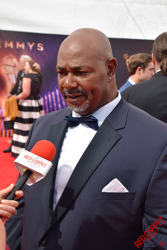 Kevin Michael Richardson at the 71st Annual Creative Arts Emmys - DSC_0026