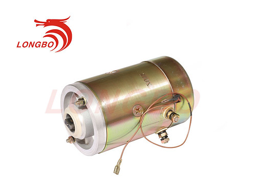 Four Main Types Of DC Motors