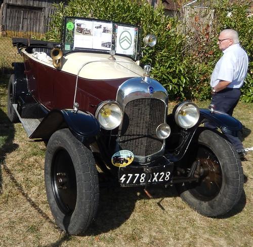 B 14 coupé type G 1927