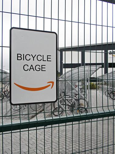 Amazon BHX4. Bicycle Cage