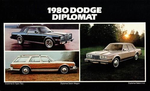 1980 Dodge Diplomat