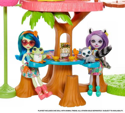 Enchantimals: Junglewood Café (Mattel)