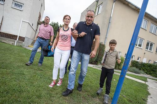 Slávnosti Sv. Huberta/Storočnica Ivanského futbalu/Chorvátsky Grob/Dni hliny-Modra/Night run