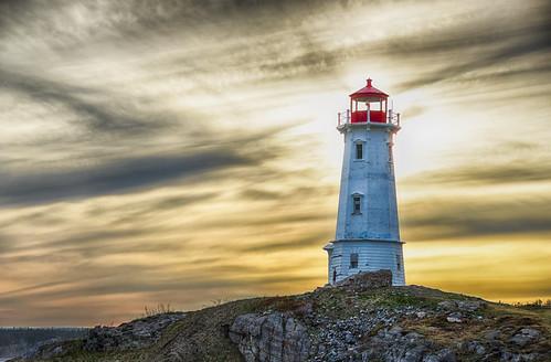 Louisbourg Lighthouse III