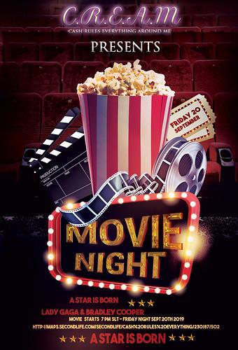 NEW: Movie Night!