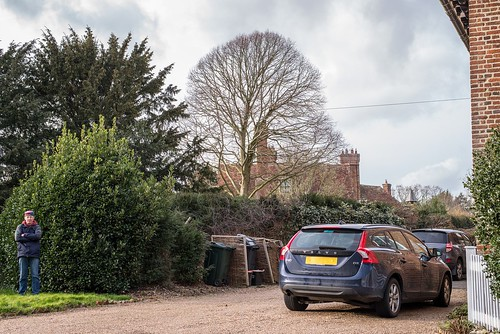 In search of Finchden Manor