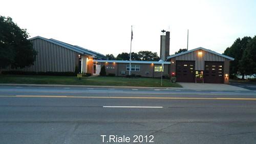 Station 8 Atena Hose Hook & Ladder 2012