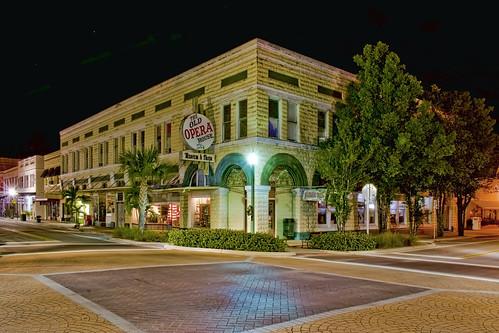 The Arcadia Opera House, 106 W Oak Street, Arcadia, Florida, USA / Completed: 1906 / Built by: John J. Heard