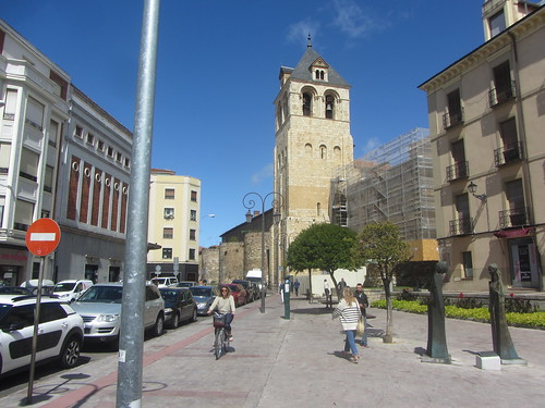 The Belltower of San Isidoro
