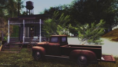 Backwoods Home