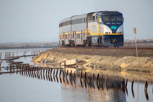 Caltrans Amtrak California
