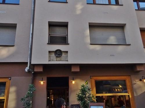 2019-08-31  Strasbourg - 86 Grand'Rue - Naissance d'Emile Waldteufel