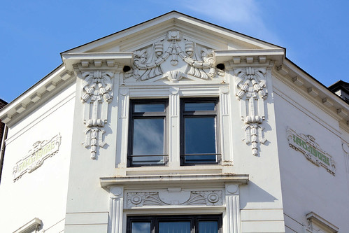 6265 Fotos aus der Hamburger Einkaufsstraße Neuer Wall im Stadtteil Neustadt - Hamburgs Innenstadt.