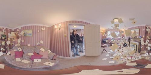 Harry Potter's House - Spherical photos