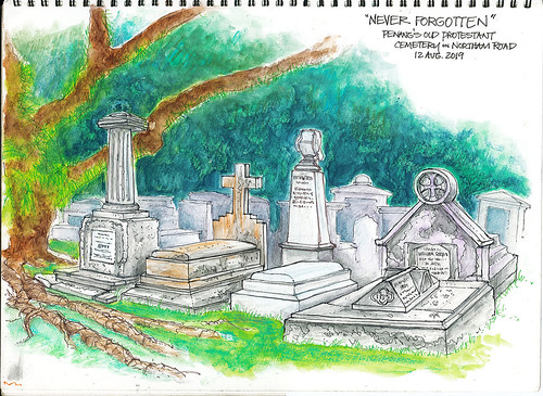 Colonial Cemetery-12 Aug
