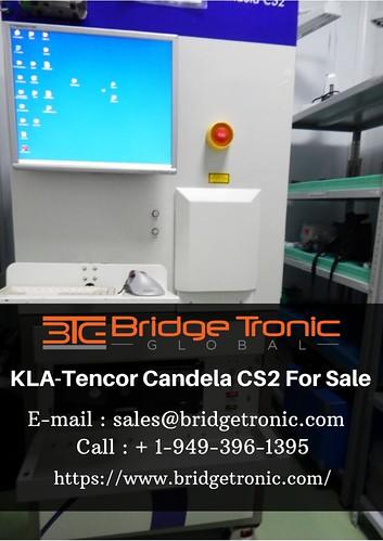 KLA-Tencor Candela CS2 For Sale