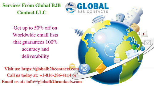 Services From Global B2B Contact LLC