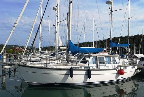 Nauticat 38 Ketch - For sale