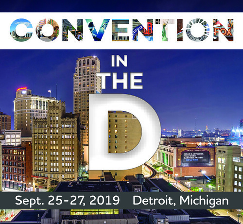 Michigan Municipal League 2019 Convention in Detroit