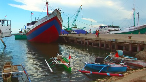 Indonesia - Sulawesi - Makassar - Paotere Harbour - 120
