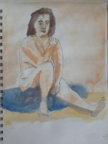 Life drawing (18/9/2019)