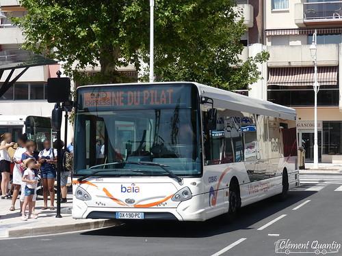 HEULIEZ BUS GX 337 - 9505 - Transdev Urbain Bassin d'Arcachon