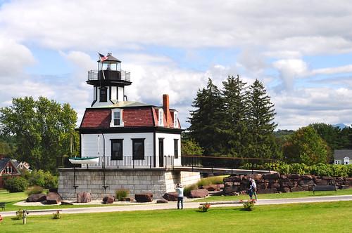 Lighthouse, built 1871