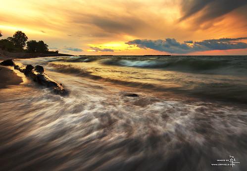 Vibrant Preque Isle, Lake Erie