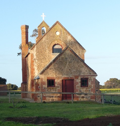 Poonindie Mission Station St Matthew's Anglican Church, Eyre Peninsula South Australia