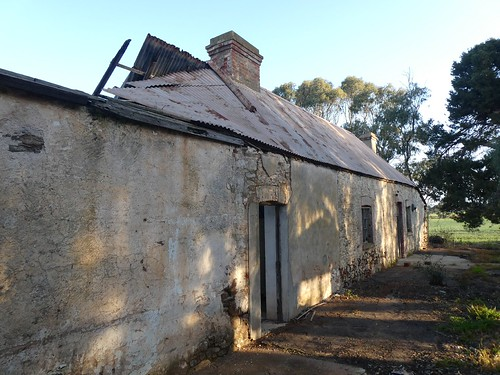 Poonindie Mission Station store and residence, Eyre Peninsula South Australia