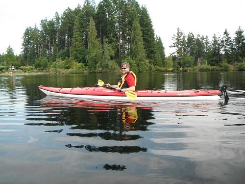 Orcas Island Kayaking 002